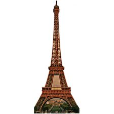 <strong>Advanced Graphics</strong> Eiffel Tower Cardboard Stand-Up