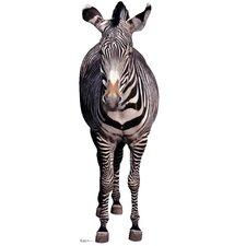 Animals Zebra Cardboard Stand-Up