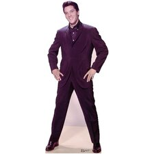 Elvis Presley Hands on Hips Cardboard Stand-Up