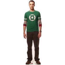 <strong>Advanced Graphics</strong> Sheldon - Big Bang Theory Stand-Up