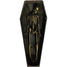 <strong>Advanced Graphics</strong> Skeleton Casket  Stand-Up