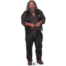 Sons of Anarchy Bobby Cardboard Stand-Up