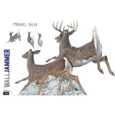 Cabela's Tailed Deer Wall Decal