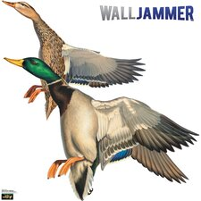 Cabela's Malard Duck Wall Decal