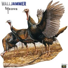 Cabela's Wild Turkey Wall Decal