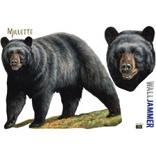<strong>Advanced Graphics</strong> Cabela's Bear Wall Decal