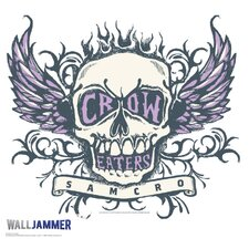 Sons of Anarchy Crow Eater Wall Jammer
