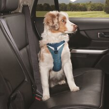 Go-Tech Adventure Harness - Nesting Buckles with Seatbelt Tether