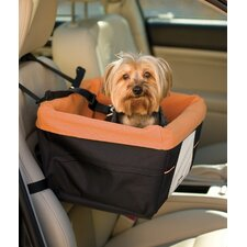 Skybox Pet Booster Seat in Black/Orange