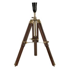 Surveyor Tripod Table Lamp Holder