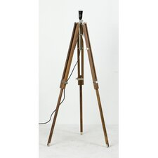 Taylor Natural Medium Tripod Floor Lamp Holder