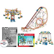 Education Amusement Park Experience Building Set