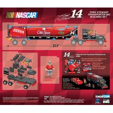 14 Office Depot Transporter Rig Building Set