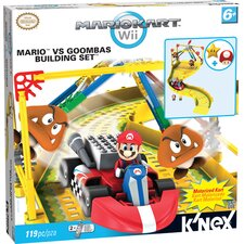 Mario Circuit: Mario and the Goombas Building Set
