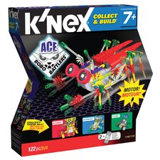 <strong>K'NEX</strong> Ace Robo Battler Building Set