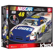 NASCAR Lowes Car Building Set