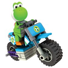 <strong>K'NEX</strong> Nintendo Yoshi and Standard Bike Building Set