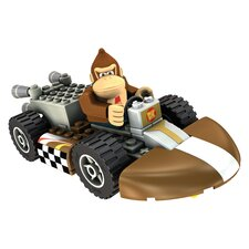 Nintendo Donkey Kong and Standard Kart Building Set