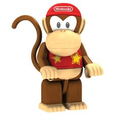 Nintendo Diddy Kong and Standard Bike Building Set