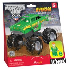 <strong>K'NEX</strong> Monster Jam Avenger Building Set