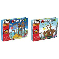 <strong>K'NEX</strong> Angry Birds Grillin' and Chillin' and All Hams on Deck Set