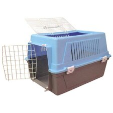 <strong>YML</strong> Plastic Small Animal Pet Carrier