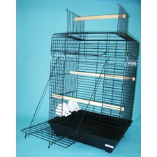 Open Play Top Small Parrot  Bird Cage