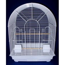 Round Top Small  Bird Cage