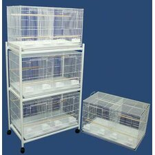 Breeding Cage with Divider
