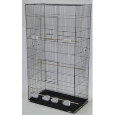 Lot of Three X-Large Bird Cage