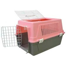 Plastic Small Animal Pet Carrier