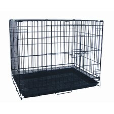 Foldable Light Duty Door Pet Crate