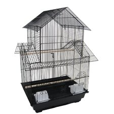 Double Roofs  Bird Cage