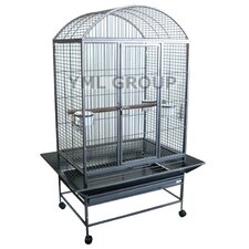 <strong>YML</strong> Wide Dome Top Parrot Bird Cage