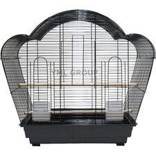 Scallop Shell Small  Bird Cage