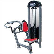 Phantom Commercial Seated Row Upper Body Gym