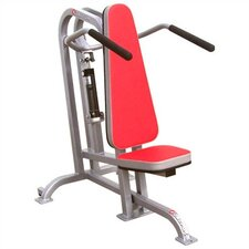 Adult Quick Circuit Commercial Shoulder Press/Lat Pull Machine