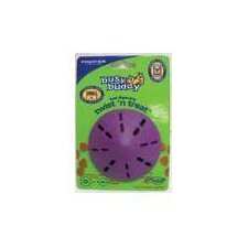 Busy Twist N Treat Dog Toy in Purple