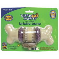 Busy Buddy Bristle Bone Dog Toy