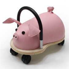 Wheely Bug Pig Push/Scoot Ride-On