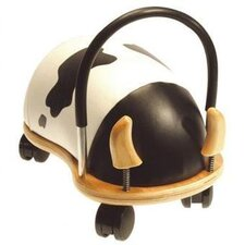 Wheely Bug Large Cow Ride-On Toy