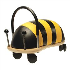 <strong>Prince Lionheart</strong> Wheely Bug Bee Push/Scoot Ride-On