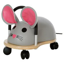 <strong>Prince Lionheart</strong> Wheely Bug Mouse Push/Scoot Ride-On