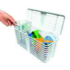 <strong>Prince Lionheart</strong> Deluxe Toddler Dishwasher Basket