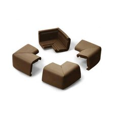Jumbo Corner in Chocolate