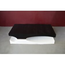 Luxury Veneer Contrast Coffee Table