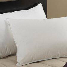 Savannah Medium Snow White Down Pillow