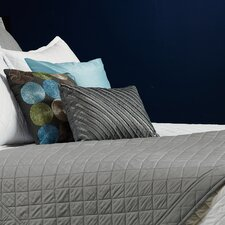 <strong>Down Inc.</strong> Quilted Coverlet