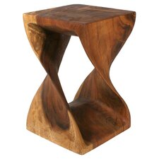 Twist End Table