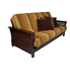 <strong>Strata Furniture</strong> Carriage Plantation Futon Frame